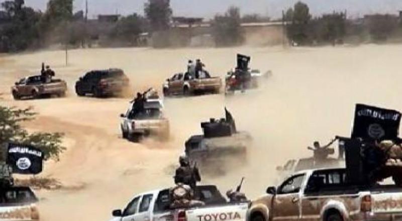 أيام داعش الأخيرة في سورية .. 15% متبقية من الأراضي تطهيرها كلياً من داعش
