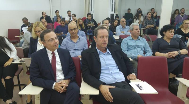 الاماكن محدودة: جامعة تل ابيب تخصيص مِنَحْ للمنتخبين والعاملين بالمجالس العربية والدرزية
