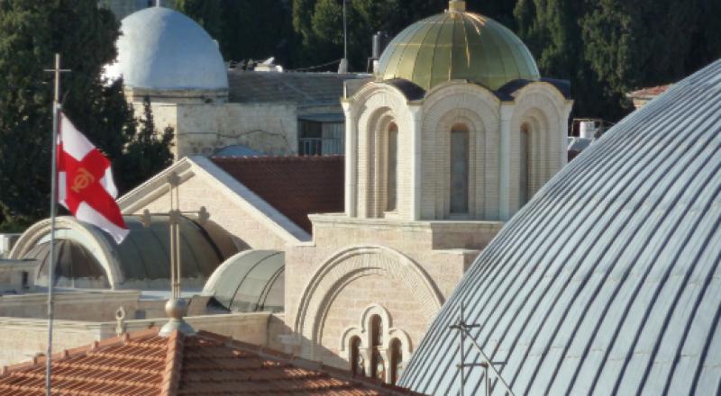 رسالة مفتوحة إلى البطريرك ثيوفيلوس الثالث وأعضاء مَجمعه