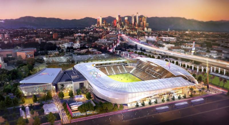 بخطط ضخمة، لوس أنجلوس تستعد لاستضافة الألعاب الأولمبية للعام 2028