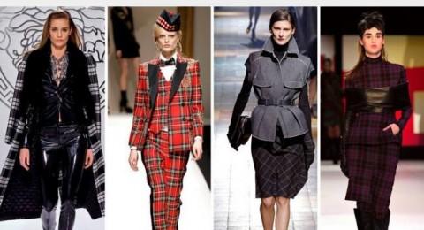 الموضة الجديدة التي سيطرت على شتاء 2014