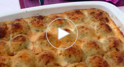 صينية البطاطس بالشاورما من مطبخ منال العالم