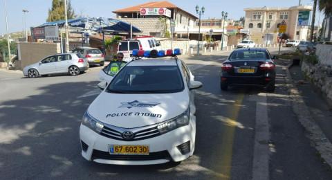 يافة الناصرة: اطلاق نار تجاه منزلين، واعتقال مشتبهين اثنين