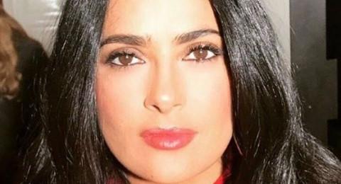 سلمى حايك: واينستين تحرش بي أنا أيضا .. وتفاجئ متابعيها بشعر رمادي