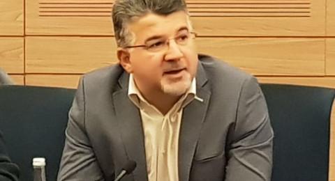 النائب جبارين للمستشار القضائي: قرار الاعتراف بالحرائق