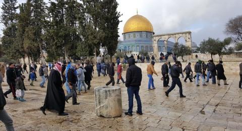 لجنة المبادرة من اجل القدس تطلق فعاليات تضامنيّة مع