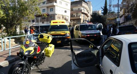 الناصرة: إصابة خطيرة لعامل اثر سقوطه في ورشة بالحي الشرقي