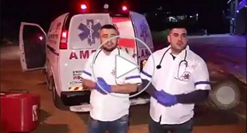 الشابان عماد صح وعلي حلو من عرابة: مقطع الفيديو الذي نشر تم التلاعب به، أساء إلينا ولمركز ريم