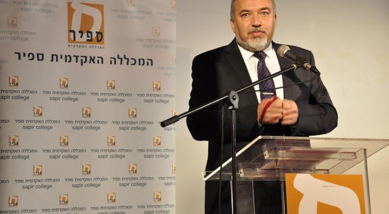ليبرمان: النواب العرب في الكنيست مجرمو حرب