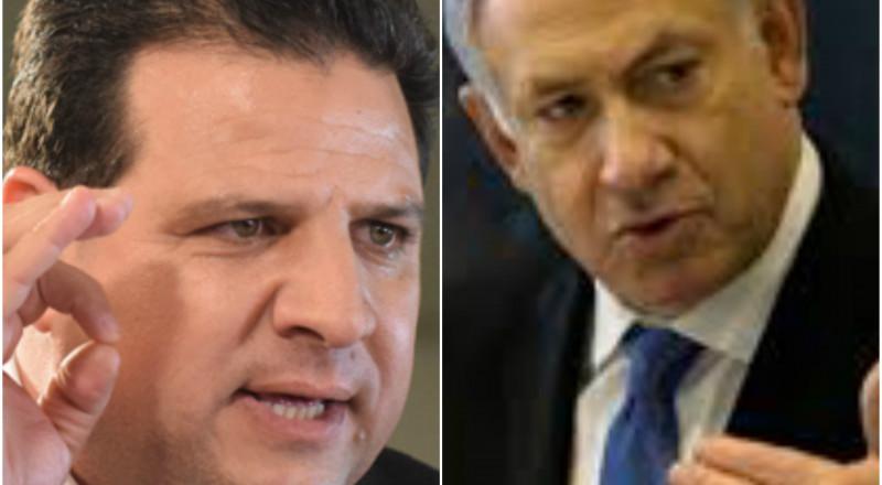 نتنياهو يعترض على خارطة جسر الزرقاء، وعودة: