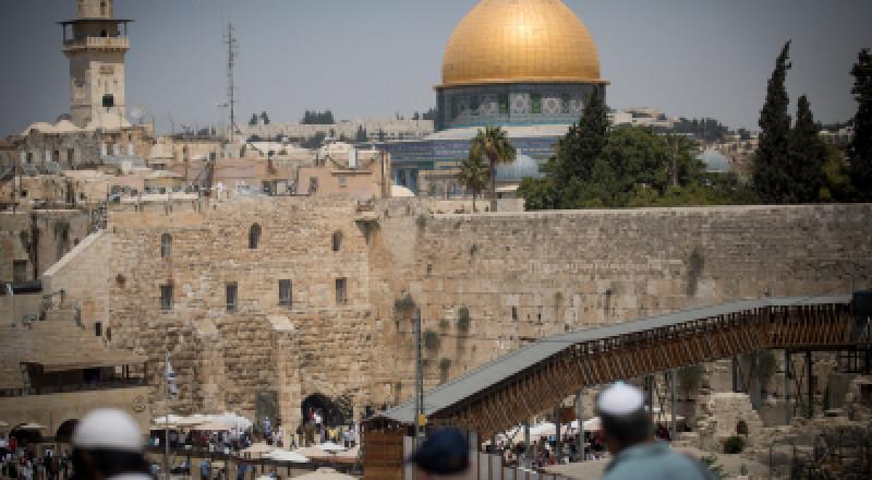 البيت الأبيض لا يرى حائط البراق خارج أراضي إسرائيل
