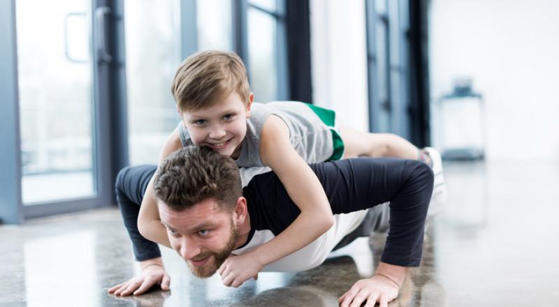 للوالدين.. ممارسة أطفالكم للرياضة تحسن مستواهم الدراسي