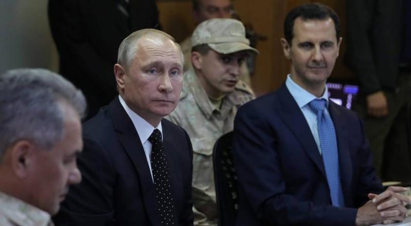 روسيا تبدأ بسحب قواتها من سوريا اليوم