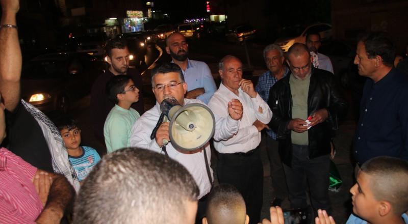اليوم: مسيرة مشاعل في أم الفحم من أجل القدس