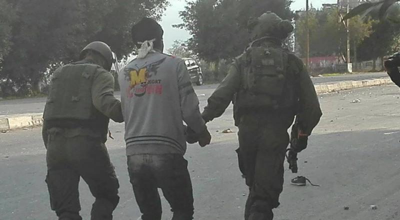 توسع دائرة المواجهات في محافظة نابلس