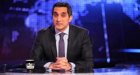 باسم يوسف يوضح لماذا لا يستطيع العودة بالبرنامج الى الشاشات