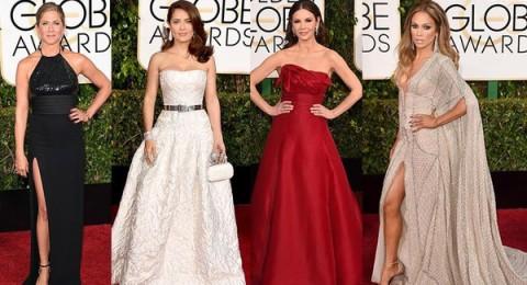 من كانت الأكثر أناقة في حفل Golden Globes2015؟