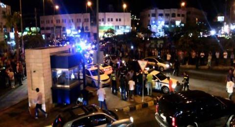مصرع السيدة فايزة عزايزة من عكا دهسًا في عمّان