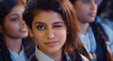 فتاة هندية غَمزت فحصدت ملايين المعجبين حول العالم في يومين