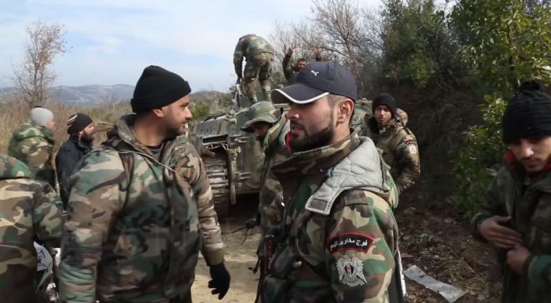 وحدات حماية الشعب ترحب بدفاع الجيش السوري في عفرين