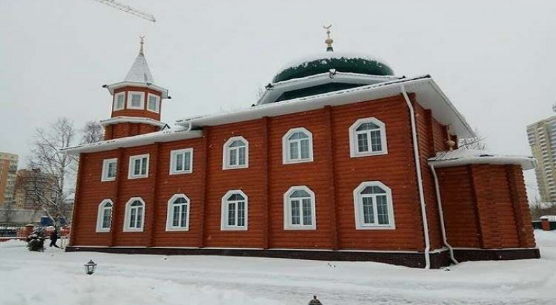 روسيا: افتتاح أبعد المساجد شمالا!