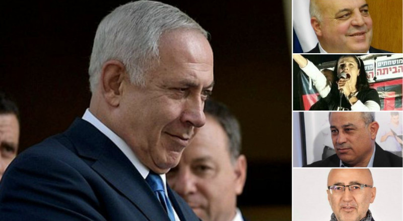 سياسيون عرب ويهود لنتنياهو: إرحل .. من العار أن تستمر بمنصبك بعد توصيات الشرطة