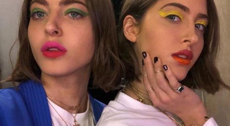 توأمتان فلسطينيتان تتميّزان بعالم الموضة في نيويورك