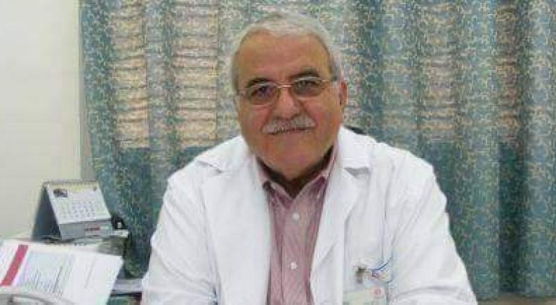 سلام يناشد بالتبرع بالدم للدكتور توفيق نصير