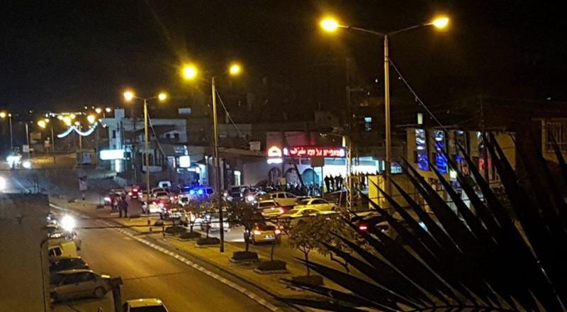 باقة الغربية: اصابة رجل خمسيني بجراح اثر اطلاق نار