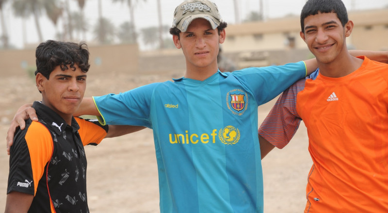 اليونسيف: 4 ملايين طفل عراقي بحاجة للمساعدة