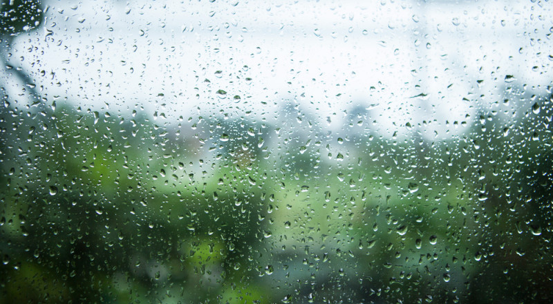 الأجواء ماطرة وباردة وعاصفة اليوم وغدًا