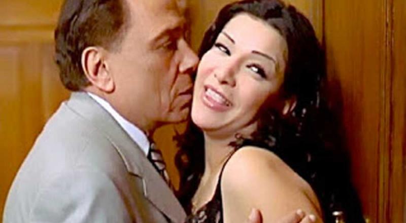 """ممثلة لبنانية تثير الجدل: """"عادل امام قالي هاقطعك بوس ومراتي موافقة"""