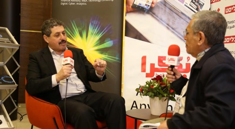 جعفر فرح لبُـكرا: تغيير خطاب المجتمع العربي يوصل إلى تحقيق المطالب!