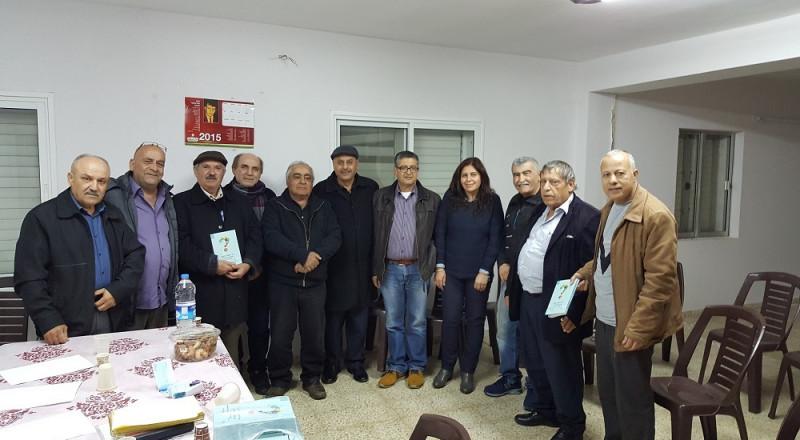 سكرتارية لجنة المبادرة العربية الدرزية تعقد اجتماعها الدوري