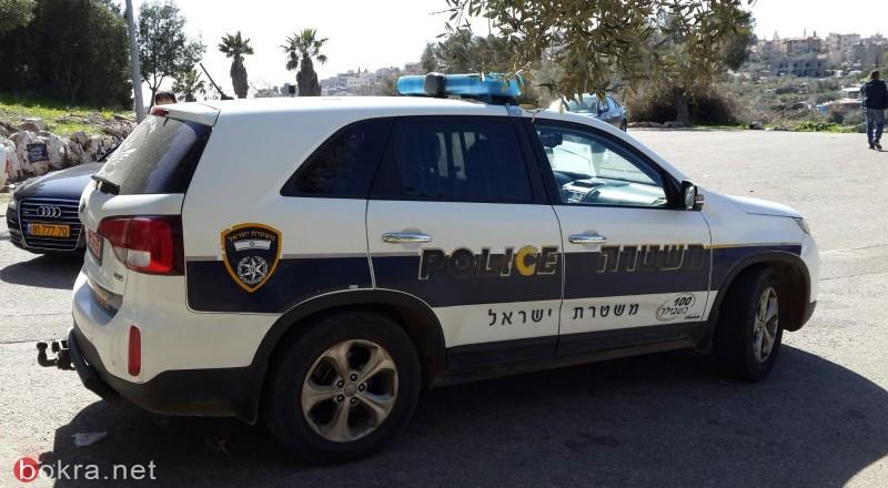 باع سيارته لفلسطينيّ وأدعى بانها سُرقت