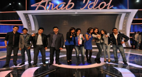 arab idol - الحلقة 33