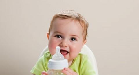 هل يعاني طفلك من حساسية  الحليب؟