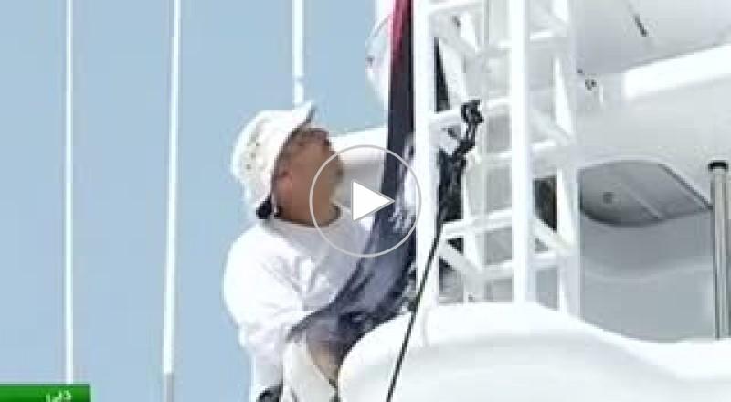 افتتاح معرض دبي العالمي للقوارب – 2012