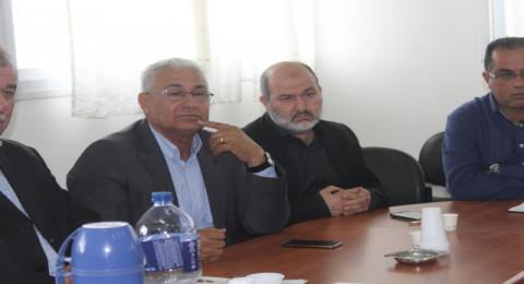 مازن غنايم  لزعبي: البلدة التي يتواجد بها مركزًا للشرطة تكون نسبة الجريمة فيها اكبر