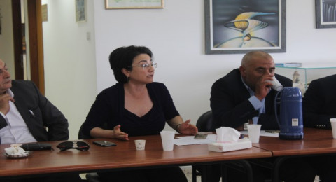 في اتهام مباشر لرؤساء السلطات المحلية، زعبي: عليهم ضبط علاقتهم مع الشرطة