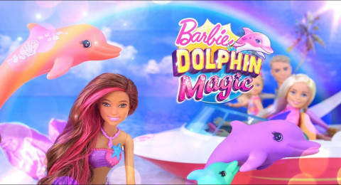 Barbie Dolphin Magic مدبلج