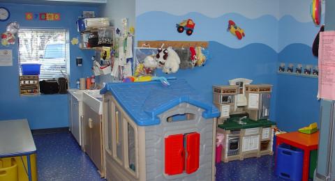 نقطة البداية في ديكورات غرف نوم الأطفال