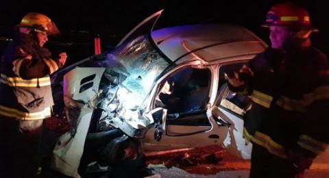 اصابة شابة بجراح خطيرة في حادث طرق في منطقة الجولان