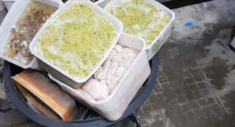يافة الناصرة: الشرطة تغلق مطعمًا بسبب الظروف الصحيّة