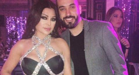بعد القاهرة: هيفا تحتفل بعيدها في بيروت.. شاهدوا فستانها