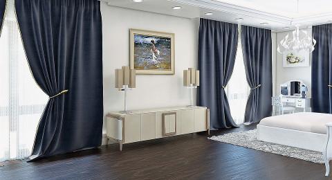 أفكار ديكور تحول غرفة النوم إلى جناح فندقي