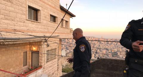 الناصرة: اصابة شخص بعيارات نارية