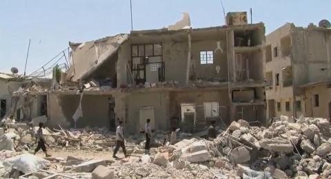 أكثر من نصف مليون قتيل في سوريا منذ اندلاع الحرب