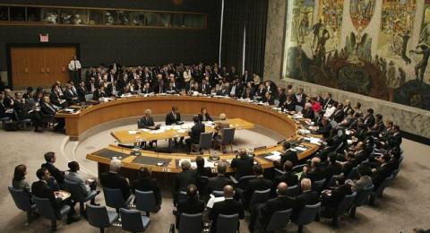 4 قرارات بشان فلسطين على طاولة مجلس الأمن هذا الشهر