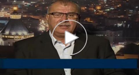 بركة: إسرائيل قلقة جداً من فشل مشروع تقسيم سوريا